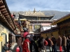Pilgrim Line at Drepung Monatery