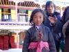 Tibetan girl from Nagchu