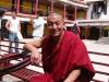 Monk at Drepung