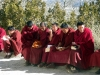 Drepung Monks Studying
