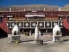 Drepung Monastery Prayer Hall