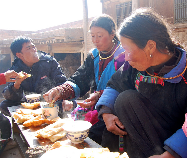 The Tibetan Food Diet
