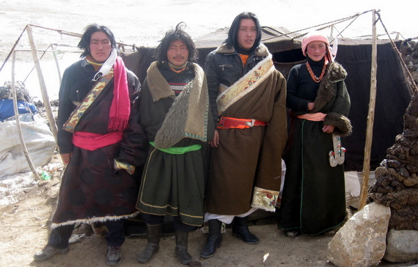 Camping with Tibetan nomads in Amdo