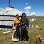 Camping with Tibetan Nomads