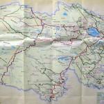 Qinghai Province Maps