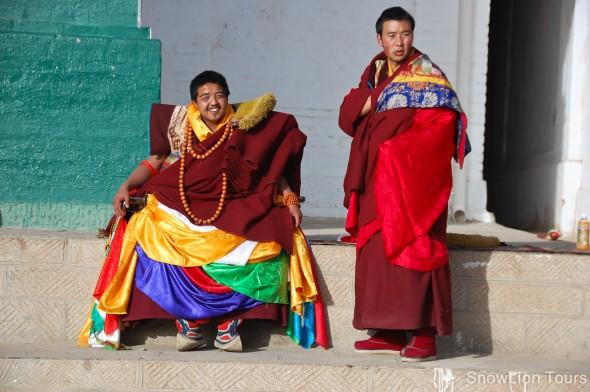 Qinghai Rebkong Molam Festival